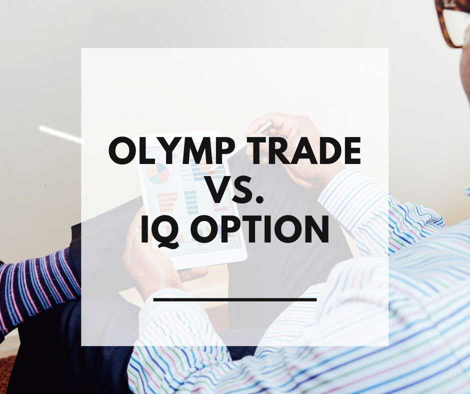 olymp trade vs iq option