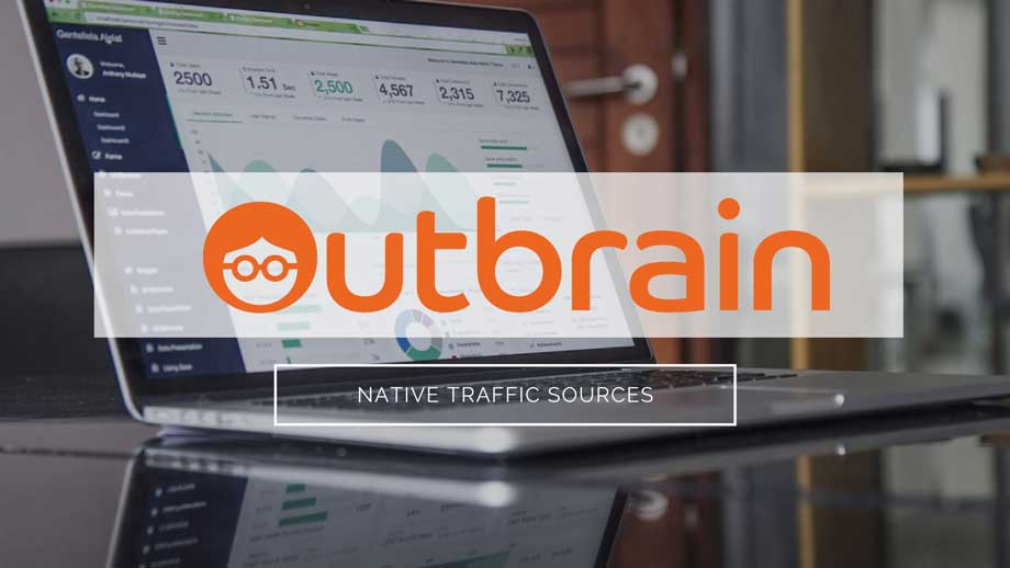 outbrain native traffic