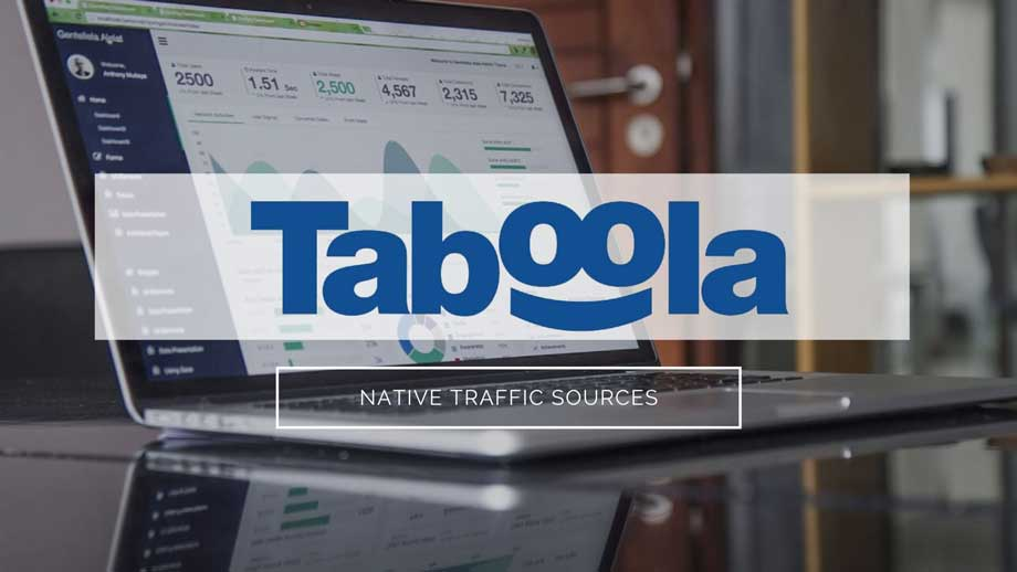 taboola native traffic sources