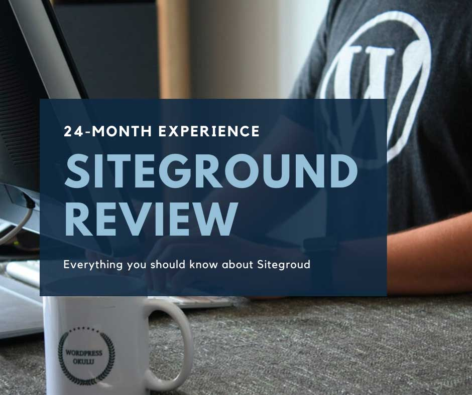 Siteground Free Offer  2020